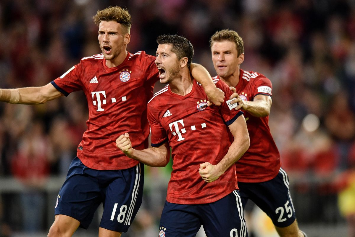 Group Stage Fan Preview: Bayern Munich - Breaking The Lines