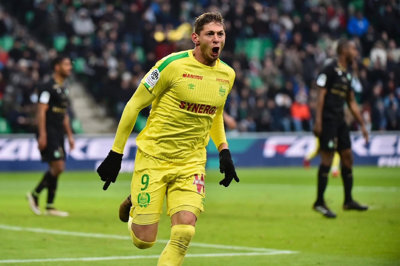 Emiliano Sala From Serie C Reject To Ligue 1 Top Scorer Breaking