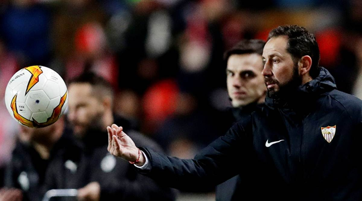 What went wrong with Pablo Machín at Sevilla?