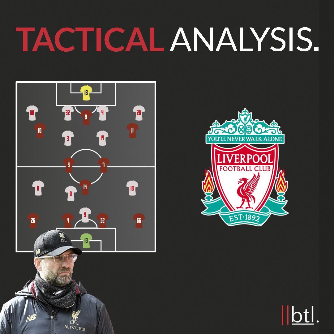 Liverpool's 4-3-3 vs. Liverpool's 4-2-3-1 – Breaking The Lines