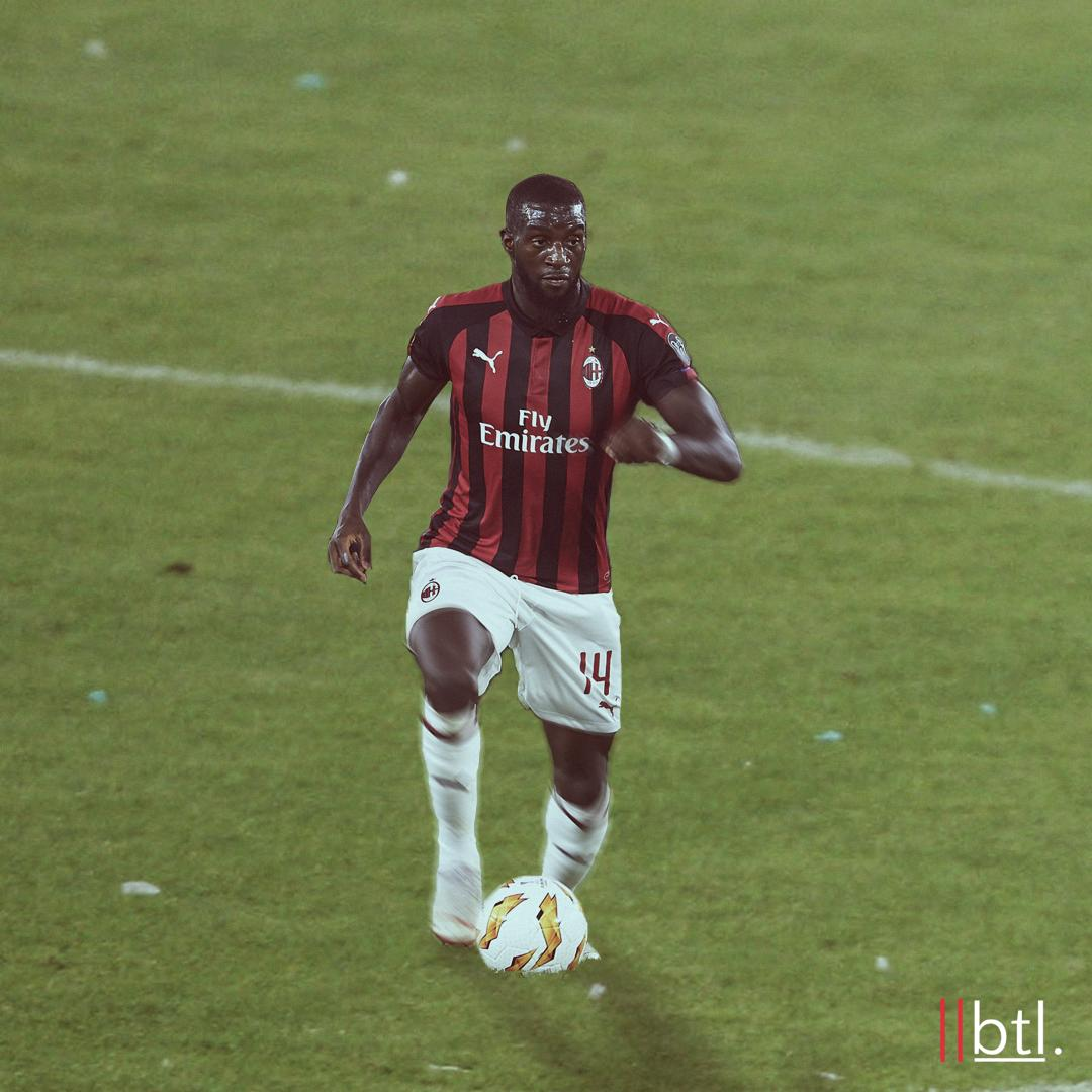 The rise and redemption of Tiémoué Bakayoko at AC Milan