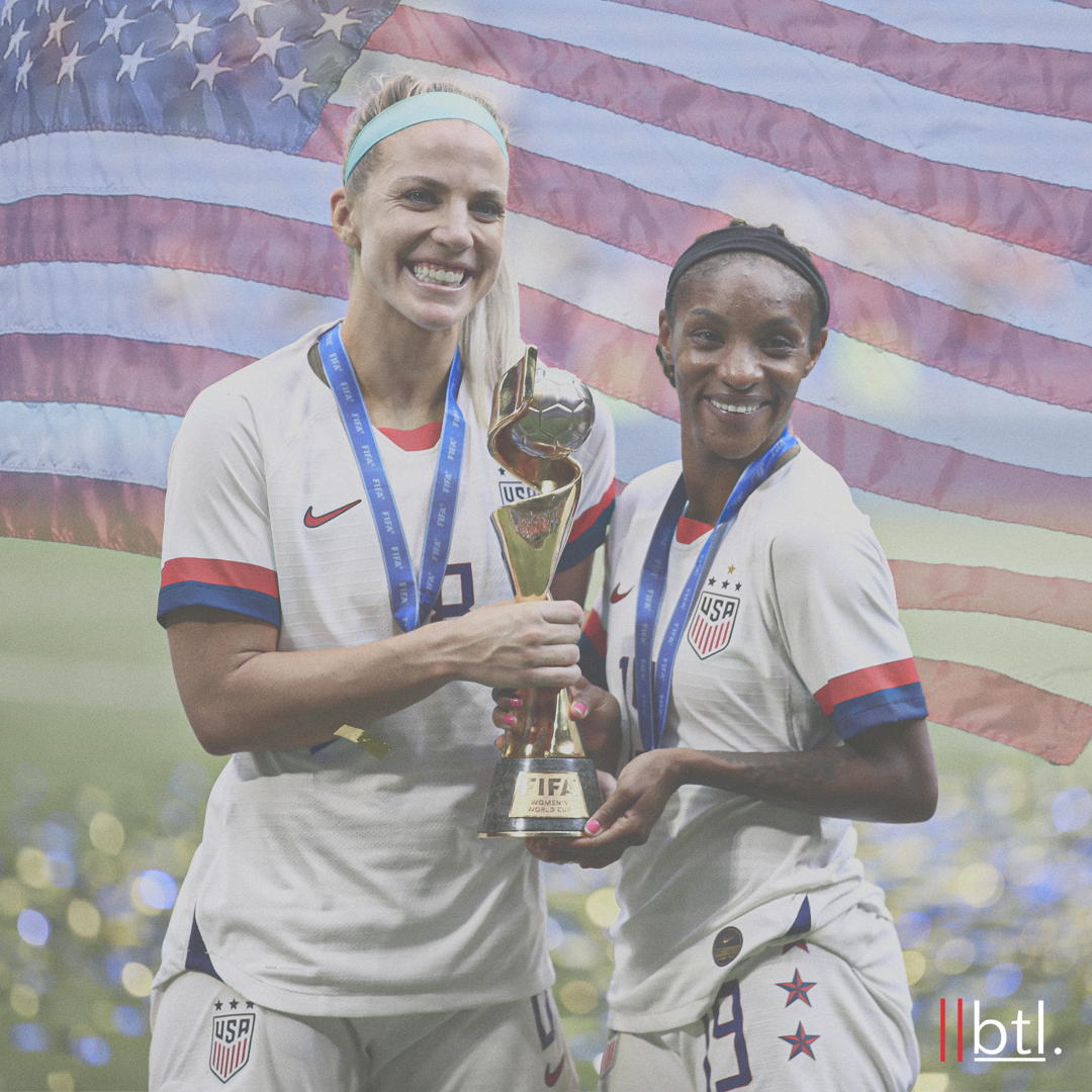 How the USWNT won their 4th World Cup