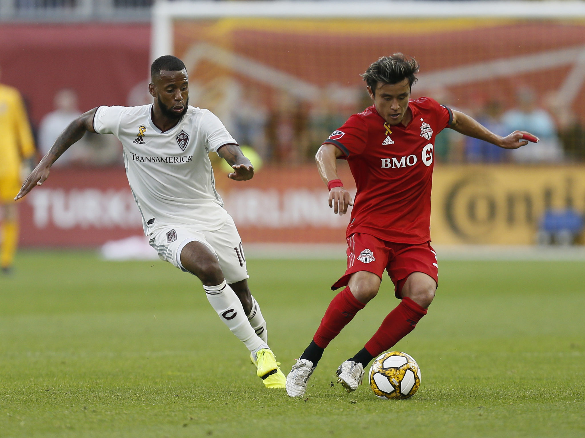 Match Report: Toronto FC overpower Colorado Rapids