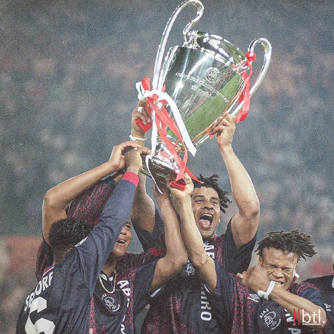 25 Years Later, Ajax's Unbeaten Double Remains Unparalleled