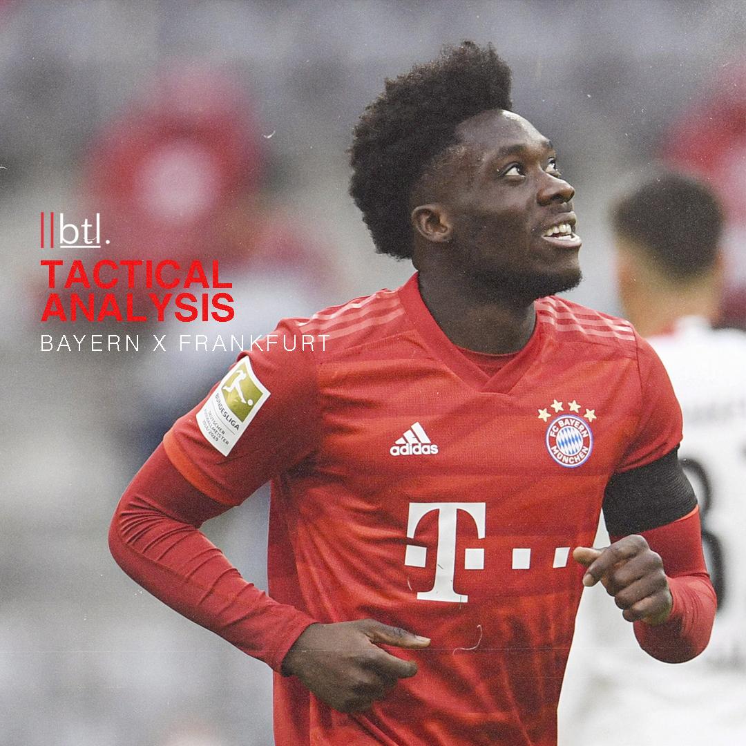 Tactical Analysis: Bayern Munich vs. Eintracht Frankfurt