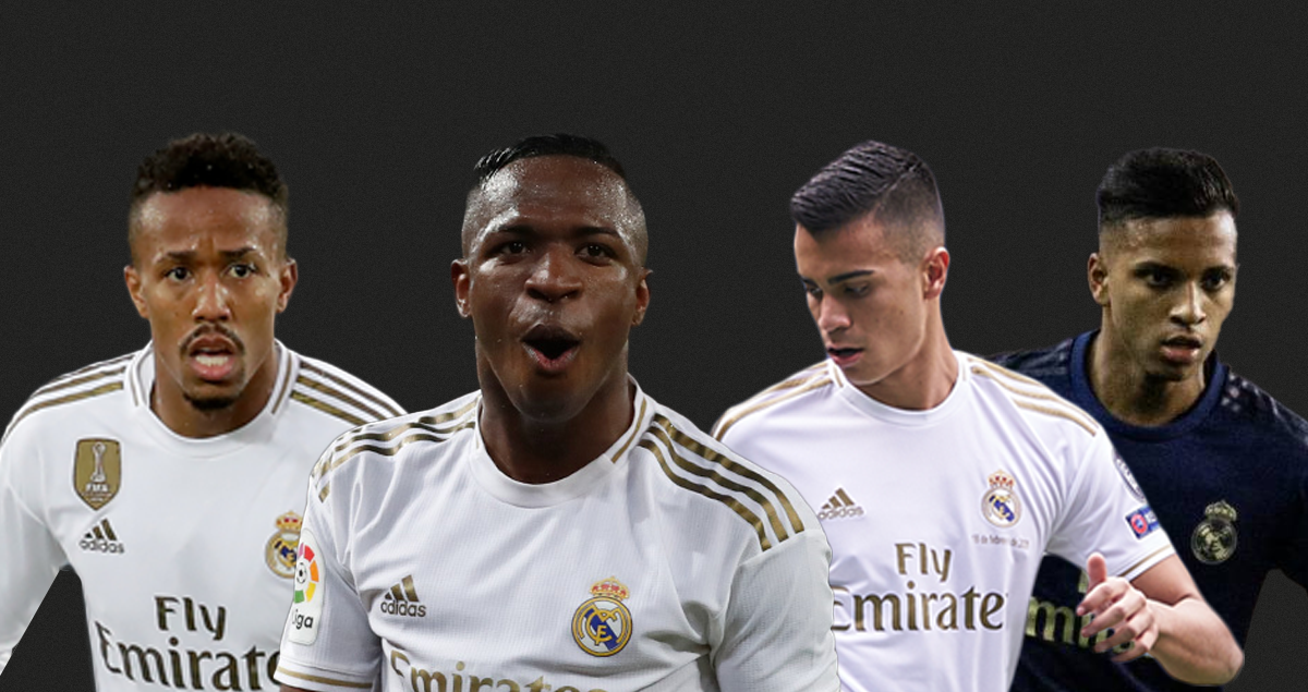 A Closer Look At Real Madrid S Young Brazilians Breaking The Lines