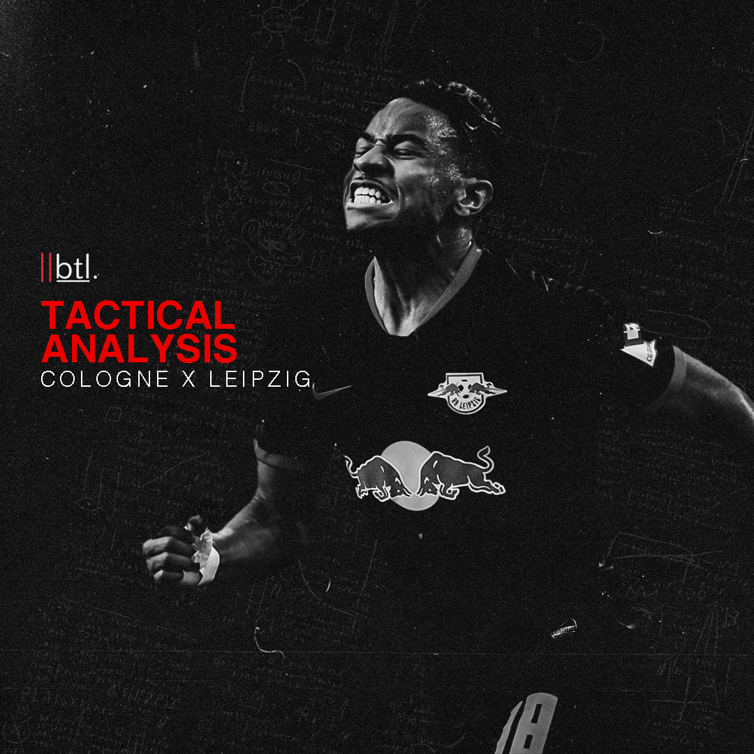 Tactical Analysis: Cologne vs. RB Leipzig