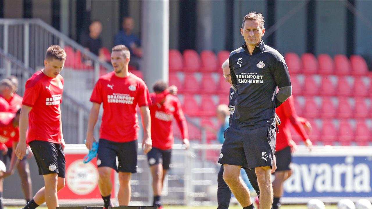 What Can We Expect From Roger Schmidt S Psv Eindhoven Breaking The Lines
