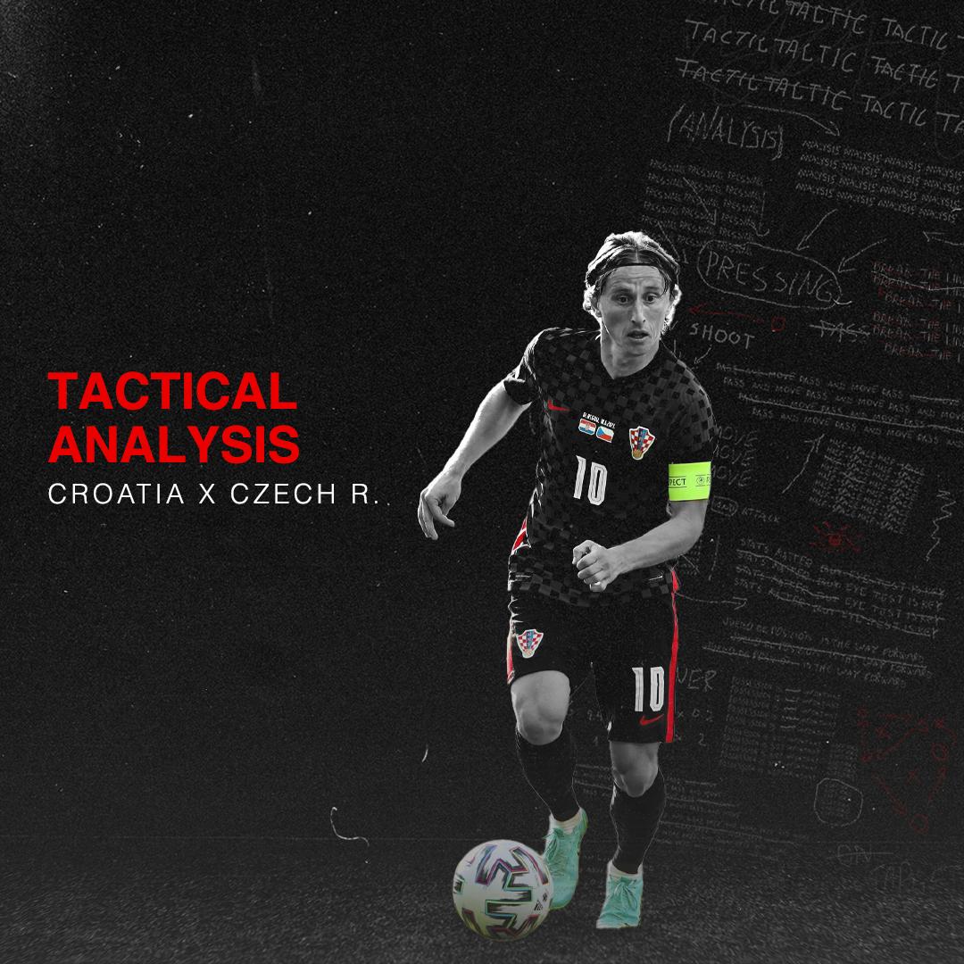 Tactical Analysis: Croatia vs. Czech Republic